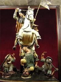 القديس جيمس قاتل المور