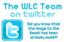 Did you know the image to the Beast has been already made?