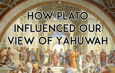 How Plato Influenced Our View of Yahuwah