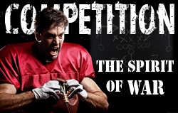 Competition: the Spirit of War