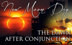New Moon Day: The Dawn After Conjunction