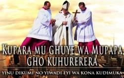 Kupara mu ghuye wa Mupapa gho kuhurerera: yinu dikumi no yiwadi eyi wa kona kudimuka