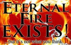 Eternal Fire Exists!