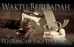 Waktu Beribadah | Peperangan Bagi Jiwa Anda!