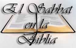 El Sabbat en la Biblia