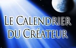 Le Calendrier du Créateur