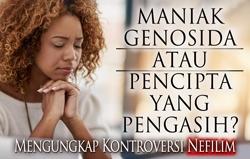 Maniak Genosida atau Pencipta yang Pengasih? Mengungkap Kontroversi Nefilim