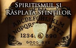 Spiritismul şi Răsplata Sfinţilor