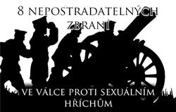 8 nepostradatelných zbraní ve válce proti sexuálním hříchům