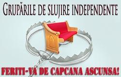 Grupările de slujire independente: Feriți-vă de capcana ascunsă!