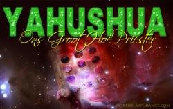 Yahushua: Ons Groot Hoë Priester