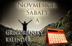 Novměsíce, Sabaty a Gregoriánský Kalendář