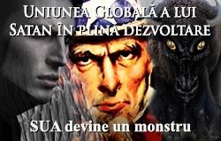 Uniunea Globală a lui Satan în plină dezvoltare   SUA devine un monstru