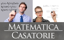 Matematica Căsătorie