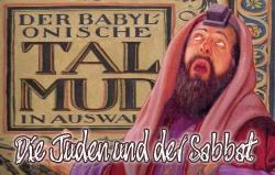 Die Juden und der Sabbat