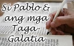 Si Pablo & ang mga taga-Galacia
