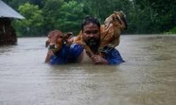 Floods and devastation in India, Nepal and Bangladesh – in pictures