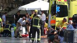 13 Killed After Van Plows Into Barcelona Crowd; Driver Still At Large, ISIS Claims Responsibility