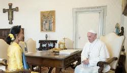 Pope Francis courting Asia again with Myanmar, Bangladesh trips, but China...