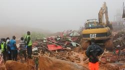 Sierra Leone prepares for mass funerals after mudslides