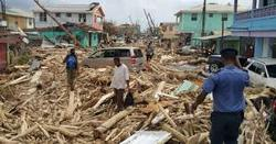 Hurricane Ravaged Dominica: 'It's All Gone' And Fighting For Survival