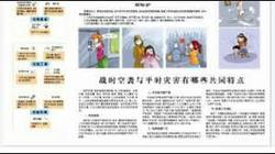 China Warns Citizens by Distributing Survival Guides