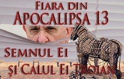 Fiara din Apocalipsa 13, Semnul Ei și Calul Ei Troian