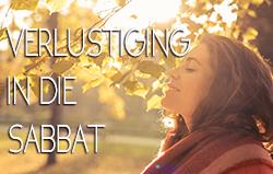Verlustiging in die Sabbat
