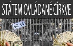 Státem ovládané církve: Podvod 501c3
