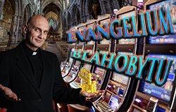 Evangelium blahobytu: Náboženské úplatkářství