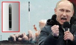 Putin Will Destroy the World With Nuclear Weapons If Russia Is Bombed First