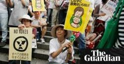 Fukushima disaster 'not over', rally hears