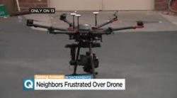 California Officials Are Spying On Their Citizens With Chinese Drones