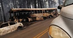 Death toll jumps to 23 as California battles wildfires