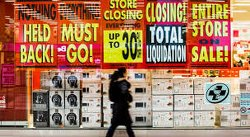 Retail Apocalypse: 12,000 Stores Are Forecasted To Close This Year