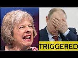 British PM Theresa May & MSM Criticize Putin For Not Believing In More Than Two Genders