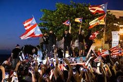 Thousands Of Puerto Rico Protesters Turn Streets Of San Juan Into 'War Zone' Over Corrupt Government