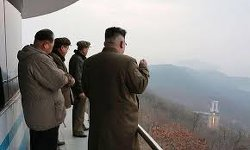 North Korea Conducts