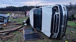 Deadly Storms Sweep Through Southern United States, Leaving At Least 11 Dead