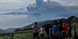 Philippines warns of 'explosive eruption' after Taal Volcano spews ash near Manila