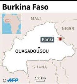 Twenty-four killed in Burkina Faso church attack: governor