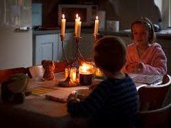 Households warned to prepare for BLACKOUTS by keeping torches and warm clothes nearby amid battle to keep the lights on
