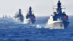 Massive naval exercise is Turkey's response to Libyan Army attack on air defenses
