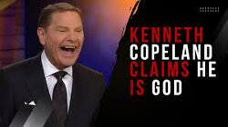 Kenneth Copeland Claims To Be God The Great I AM!
