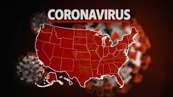 3 million new Covid-19 infections were reported in November, as hospitalizations reach a record high