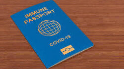 """They Are Developing A """"Digital Passport"""" For International Travel That Will Show If You Have Been Vaccinated"""