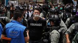 China Used the China Coronavirus to Destroy Freedoms in Hong Kong and Punish Protesters