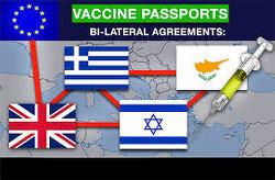 UKC News: Vaccine Passports – The Road to Global Tyranny