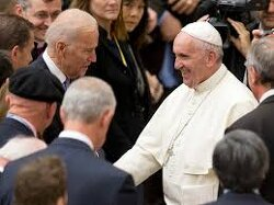 In Pope Francis, Biden Has A Potential Ally — Who Shares The Same Catholic Detractors
