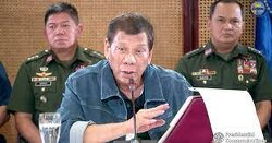 Philippines president orders police to make unvaccinated people stay inside
